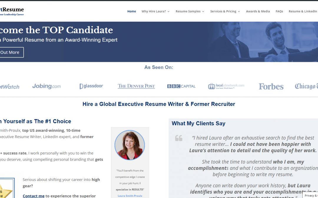 Executive Resumes