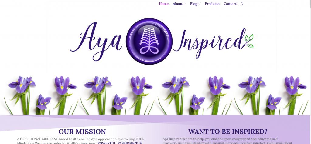 Aya Inspired
